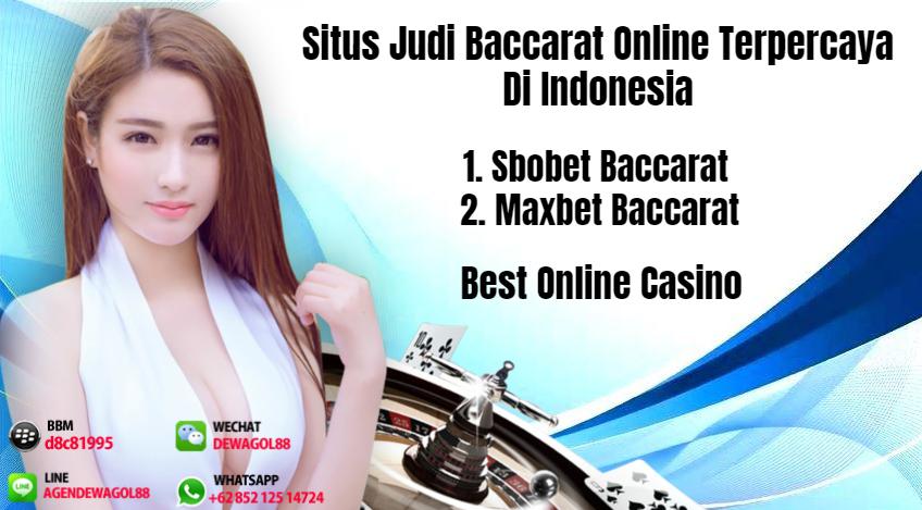 Visi dan Misi Situs Judi Online Terpercaya | Judi Baccarat