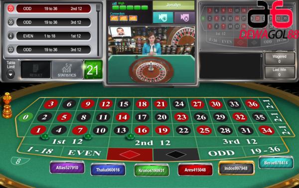 Cara Bermain Roulette Online Uang Asli